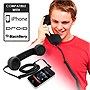 Universal+Cell+Phone+Retro+Handset+(Black)