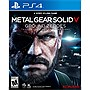 Konami Metal Gear Solid V: Ground Zeroes - Action/Adventure Game - PlayStation 4