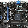 MSI A78M-E35 Desktop Motherboard - AMD A78 Chipset - Socket FM2+ - Micro ATX - 1 x Processor Support - 32 GB DDR3 SDRAM Maximum RAM - Serial ATA/600 RAID Supported Controller - CPU Dependent Video - 1 x PCIe x16 Slot - 2 x USB 3.0 Port - HDMI