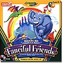 Crayola Magic 3D Coloring Book - Fanciful Friends
