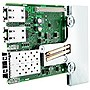 Dell-IMSourcing Broadcom 57800S Quad-Port SFP with 2x1Gbe Converged NDC - PCI Express x2 - 2 Port(s) - 2 x Network (RJ-45) - Twisted Pair