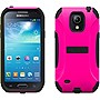Trident Aegis Case for Samsung Galaxy S IV mini - Smartphone - Pink - Polycarbonate, Silicone