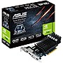 Asus GT730-2GD3-CSM GeForce GT 730 Graphic Card - 700 MHz Core - 2 GB DDR3 SDRAM - PCI Express 2.0 - 1600 MHz Memory Clock - 2560 x 1600 - Fan Cooler - DirectX 11.0 - HDMI - DVI - VGA