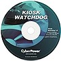 CyberPower KIOSKCOMMSW software for unattended system monitoring and auto restart - Monitoring - CD-ROM - PC - English