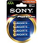 Sony Stamina Platinum General Purpose Battery - AAA - Alkaline - 1.5 V DC