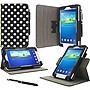 rOOCASE Samsung Galaxy Tab 3 Lite 7.0 Dual View Case Black