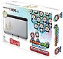 Silver 3DS XL Mario & Luigi DT