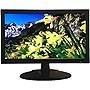 """Avue AVG19WBV-3D 18.5"""" LED LCD Monitor - 16:9 - 5 ms - 1366 x 768 - 16.7 Million Colors - 250 Nit - 10,000:1 - WXGA - Speakers - HDMI - VGA"""