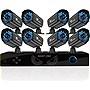 Night Owl Elite E-881TB Video Surveillance System - 8 x Digital Video Recorder, Camera - H.264 Formats - 1 TB Hard Drive