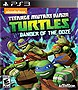 Activision Teenage Mutant Ninja Turtles: Danger of the Ooze - Action/Adventure Game - PlayStation 3