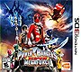 Namco Power Rangers Super MegaForce - Action/Adventure Game - Nintendo 3DS