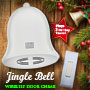 Heath Zenith Jingle Bell Wireless Door Chime