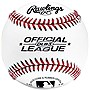 Rawlings Official League OLB3 Baseballs (Pack of 12)