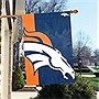 Party Animal Denver Broncos Bold Logo Banner