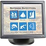"Planar PT1700MX 17"" Edge LED LCD Touchscreen Monitor - 1280 x 1024 - SXGA"