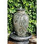Bond Brielle Envirostone Urn Fountain with Patina Finish