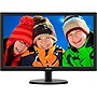 "Philips 223V5LSB V-line 21.5"" LED-Backlit LCD Monitor with SmartControl Lite"