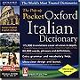 Oxford Italian Pocket Dictionary