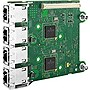 Dell 430-4411 Broadcom 5720 Quad-Port Rack Network Daughter Card