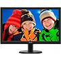 "Philips V-line 243V5LSB 23.6"" LED-Backlit LCD Monitor w/ SmartControl"