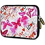 "Amzer Carrying Case (Sleeve) for 10.5"" Tablet, Digital Text Reader - Butterfly"