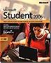 Microsoft Student 2006 DVD