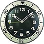 "Timekeeper 11"" Foreward Fashion Wall Clock"