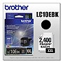 Brother LC-10EBK INKvestment Super High Yield (XXL Series) Black Ink Cartridge
