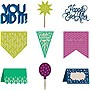 CRICUT Decorate! Celebrate! - 10 Set