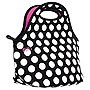 Built NY Gourmet Getaway Lunch Tote - Big Dot Black and White