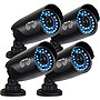 Night Owl CAM-AHD7 1 Megapixel Surveillance Camera - 4 Pack