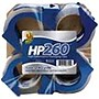 "Duck HP260 High Performance Packaging Tape, 1.88"" x 60 Yd - 4 Pack"