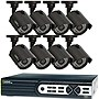 Q-see 16 Channel HD System with 8 HD 720p Cameras