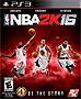 Take-Two NBA 2K16 Replen - Sports Game - PlayStation 3