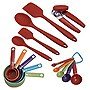 Farberware Colour Works 16 Piece Kitchen Tool & Gadget Box Set