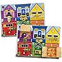 Melissa & Doug 3785 Wooden Latches Board