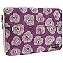 "Targus Designer 13.3"" Lotta Jansdotter Laptop Sleeve - Moria Wood Violet"