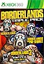 Borderlands Triple Pack - Xbox 360