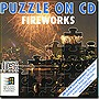 Puzzle On CD: Fireworks for Windows PC