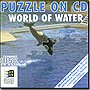 Puzzle On CD - World of Water
