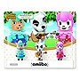 Nintendo amiibo Animal Crossing Series - 3 Pack