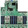 Intel S2600WTTR Server Motherboard w/ Intel Chipset & Socket R3, & 1.5TB Max RAM