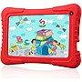 "Tablet Express Dragon Touch 7"" Quad Core Android Kids Tablet - Red"