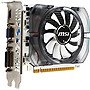 MSI N730-2GD3V3 GeForce GT 730 Graphic Card - 700 MHz Core - 2 GB DDR3 SDRAM