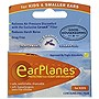 Conair Earplanes Flight Pressure Ear Plugs for Children & Small Ears