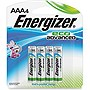 Energizer EcoAdvanced General Purpose Battery - AAA - Alkaline - 4 Pack