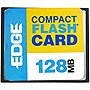 EDGE Tech 128MB Digital Media CompactFlash Card - 128 MB