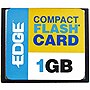 EDGE Tech 1GB Digital Media CompactFlash Card - 1 GB