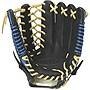 Wilson Gaming Gloves - Royal - For Baseball
