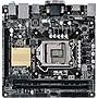 Asus H110I-PLUS/CSM Mini ITX Desktop Motherboard w/ Intel H110 Chipset